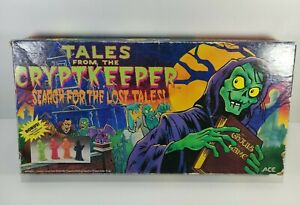 Tales From The Cryptkeeper Search For The Lost Tales Game Incomplete for Parts