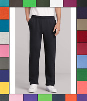 Gildan - Heavy Blend Open Bottom Sweatpants with Pockets - High Quality - G183