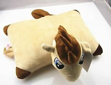"""Pony Friendship is Magic Doctor Whooves 13"""" Plush Pillow X'mas Cushion"""