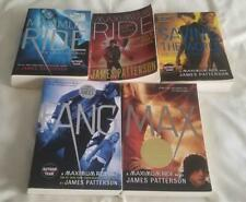 Set of 5 Maximum Ride series books by James Patterson