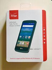 LOT 10pcs LG Optimus Zone 3 - 4GB LTE 8GB Memory Prepaid (Verizon) Smartphone
