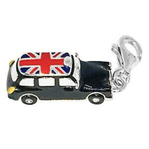 New Genuine Thomas Sabo Sterling Silver London Taxi  Charm 1069  RRP £79