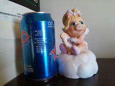 baby angel miss piggy music box plays brahms lullaby muppets Henson 1983 musical