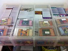 100 common Cards + 10 holos and rares RANDOM genuine YuGiOh! Konami Authentic