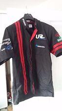 Team wear Yamaha motorbike motorcycle pit crew casual shirt medium