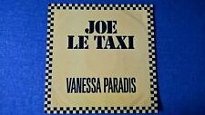 VANESSA PARADIS - JOE LE TAXI .     12''Vinyl SP.