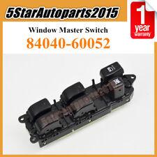 84040-60052 Window Master Switch for Toyota Land Cruiser 120 Prado GRJ120 TRJ120