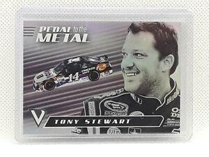 Tony Stewart 2021 Panini Chronicles Pedal Of The Metal NASCAR Auto Racing - #20