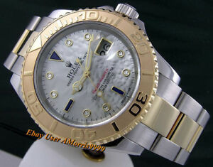 Polishing Service for Rolex Yachtmaster 16622 16623 168623 168622 16628 116622