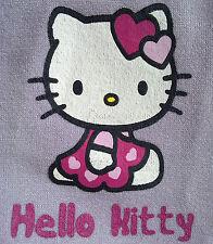 Sanrio 110 4-5 Years Hello Kitty