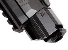 Agency Arms Sig P320 - 419 Single Port Compensator (9Mm 1/2x28) Black: 419S-Blk