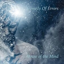 CD Comedy of Errors - House of the Mind (brand new & signed)