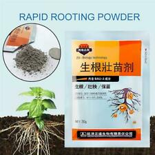 30g Fast Rooting Powder Hormone Growing Root Seedling Germination Cutting Seed