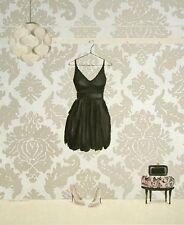 Marco Fabiano: Nothing to Wear 2 Fertig-Bild 24x30 Wandbild Mode Fashion Girl