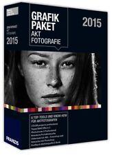 Franzis Grafikpaket Aktfotografie 2015 NEU