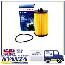 OIL FILTER BOSCH F026407006  VAUXHALL /OPEL/ CHEVROLET