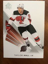 2017-18 UD Hockey SP Authentic Base #60 Taylor Hall