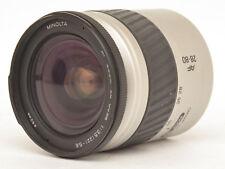 Minolta AF Zoom 28-80mm F3.5-5.6 Lens For Sony Alpha Mount! Good Condition!