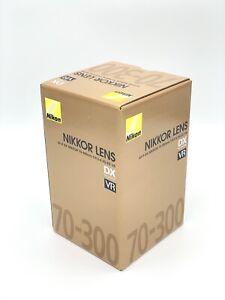 Nikon AF-P DX NIKKOR 70-300mm f/4.5-6.3G ED VR Super Telephoto Lens + WARRANTY