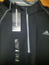 Adidas Mens Layering Long Sleeve Shirt Large L Nwt