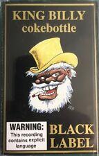 King Billy Cokebottle - Black Label - Double Cassette Set (C218)