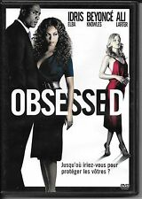 DVD ZONE 2--OBSESSED--ELBA/BEYONCE/LARTER/SHILL