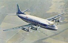 AVIATION: Vickers 'Viscount'-DRAEGER