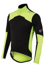 Pearl Izumi 2016 P.R.O. PRO Aero Long Sleeve Cycling Jersey Black/Yellow 2XL