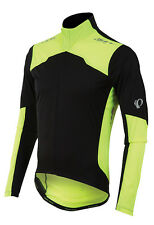 Pearl Izumi 2016 P.R.O. PRO Aero Long Sleeve Cycling Jersey Black/Yellow Medium