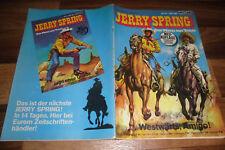 Jerry Spring # 10 -- al oeste, amigo // de jije