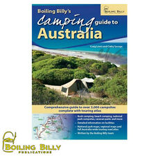 BOILING BILLY'S CAMPING GUIDE TO AUSTRALIA (SPIRAL BOUND) BB31119