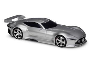 Maisto 1:32 Mercedes Benz AMG Vision Gran Turismo GT6 Silver CAR Model NEW