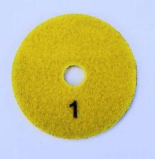 "Stadea 4"" Diamond Polishing Pad Three step 3-step set wet polish Granite Quartz"