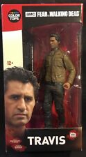 AMC Fear The Walking Dead Travis Manawa 7in. Action Figure 2016 McFarlane Toys