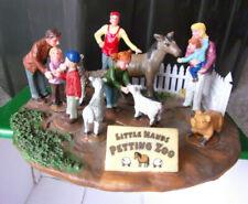 New Petting Zoo Table Accent Village Amusement Park, Fair Circus, Carnival Lemax