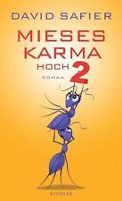 Mieses Karma hoch 2 von David Safier (2015, Gebundene Ausgabe)