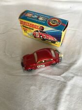 Matchbox Superfast No 15 Volkswagen 1500 Saloon - 2 137 LABELS