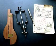 Vintage Rug Making Tools- Susan Burr Rug Hooking Machine