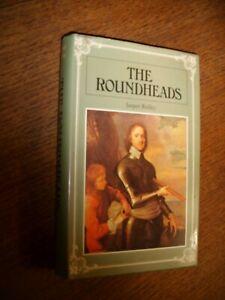 THE ROUNDHEADS Jasper Ridley HARDBACK 1976 ENGLISH CIVIL WAR Cromwell
