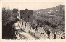 BF5555 granada spain alhambra torres del candif y los picos    Spain