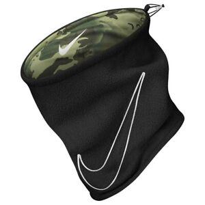 Nike Reversible Neck Warmer Gaiter 2.0 Black / Camo
