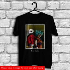 Jiren and Goku Super Saiyan Custom Personalized T-Shirts Men Women T Shirt Tee