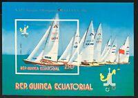 Equatorial Guinea #MiBl288 MNH S/S CVEUR7.00 Olympics