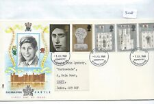 wbc. - GB - FIRST DAY COVER - FDC - 508 - SPECIALS - 1969 - INVESTITURE