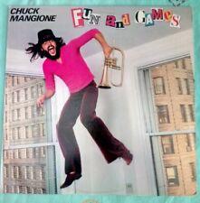 "LP ""Chuck Mangione – Fun And Games"" - USA 1980"