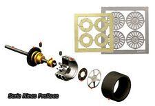 Ninco copricerchi e dischi Motorsport (T17) slot ProRace 80732 modellismo
