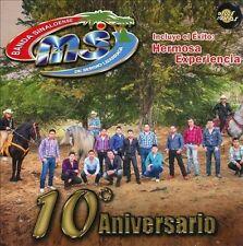 Banda Sinaloense Ms De Sergio Lizar : 10 Aniversario CD