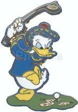 Disney Golfing Donald Duck Pin