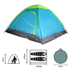 2-3Man Person Pop-Up Tent Couple Garden Outdoor Festival Camping Hike Beach Tent