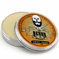 Sweet Orange Beard Balm BIG 30ml Leave-In Beard Taming Styling Conditioner